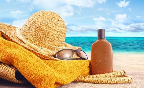 homemade preparati za sunčanje sretna žena